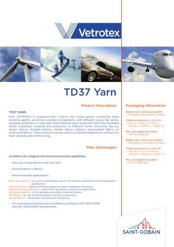 TD37 Yarn