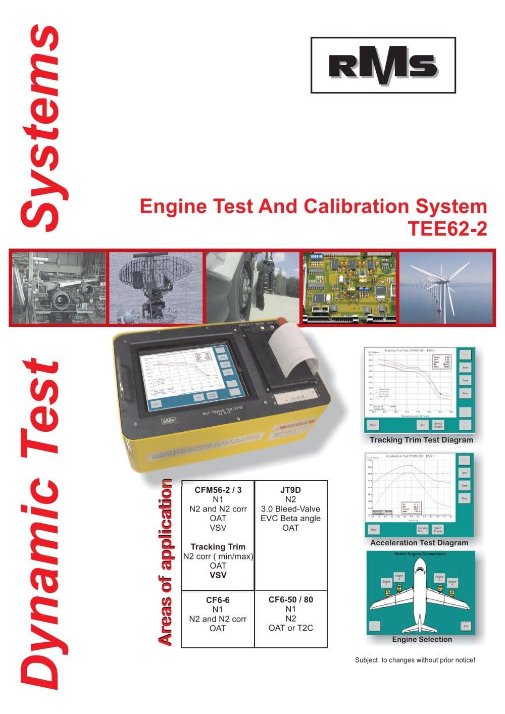 Tee62 2 Rms Pdf Catalogue Technical Documentation Brochure Cfm56 Engine Diagram 1 8 Pages