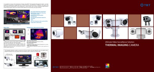 2017 Uncooled Thermal Imaging Camera