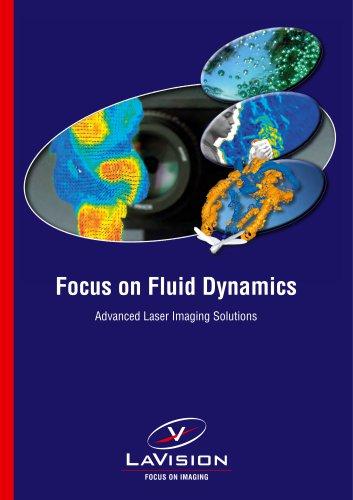Laser Imaging in Fluid Dynamics - LaVision GmbH - PDF