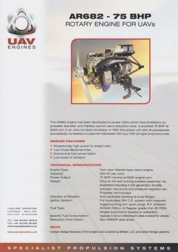 AR682 - 75 BHP