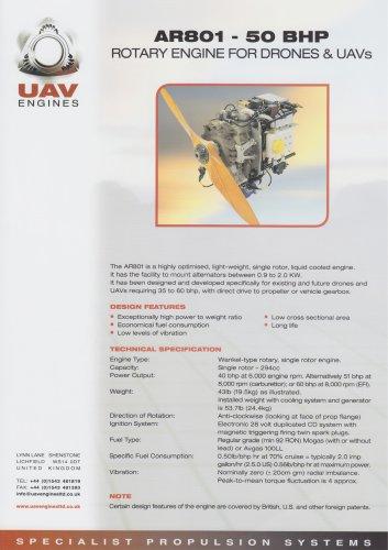 AR801 - 50 BHP