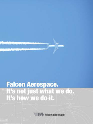 Falcon Aerospace.