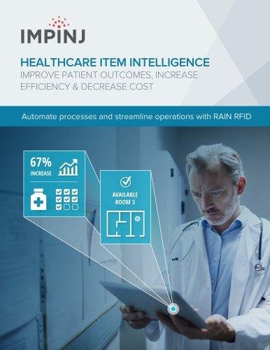 Impinj healthcare