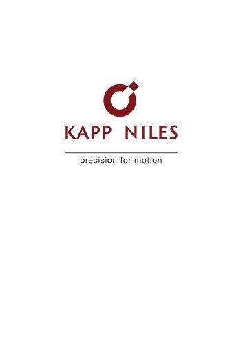 KAPP NILES Company Brochure