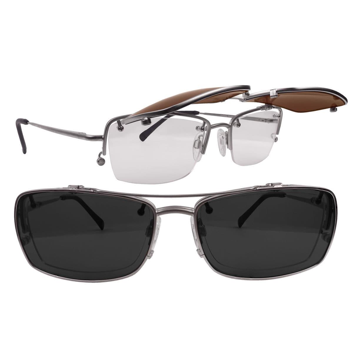 6761297f7 óculos de sol / para piloto / com lentes corretivas / antiofuscante - RXMU