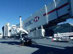 ponte de embarque para passageiros / removível / para porta dianteira de aeronave / para A380