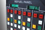 indicador de nível / eletrônico / de combustível / para avião