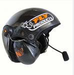 capacete para voo livre / aberto