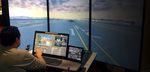 simulador de avião / de treinamento / de cabine de comando