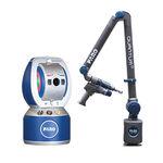 rastreador a laser para medição de peças / para a indústria aeroespacial