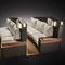 assento para avião executivo / VIP / com braços / com tela integradaLUXURY TRAVELLERBOXMARK Leather GmbH & Co KG