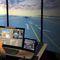 simulador de avião / de treinamento / de cabine de comandoTouchTrainer Visual Motion FlyThisSim Technologies, Inc.