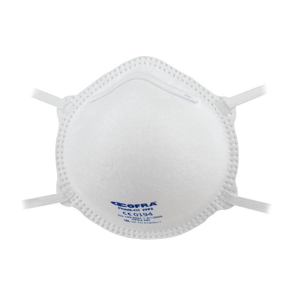 FFP2-Schutzmaske - PRIME-FIT - Cofra - Schalenform