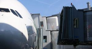 Boarding Gangway / für Passagiere / für A380