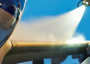 Eisfrei-Produkt / für Flugzeug / Fluid / Typ I