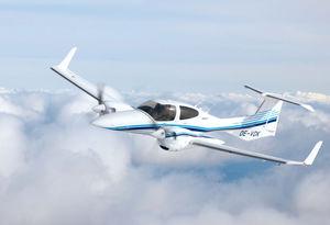 Privatflugzeug / 4 Plätze / zweimotorig / Turboprop