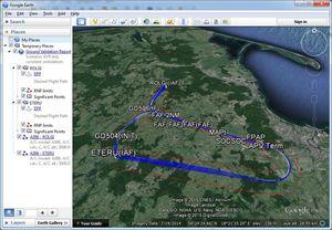 Management-Software / Navigation / Kartografie / für die Luftfahrt