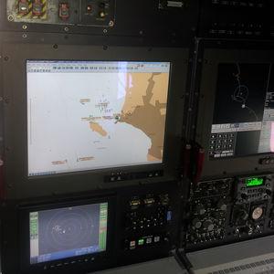 Radar zur Überwachung / für Flugzeuge / on-board