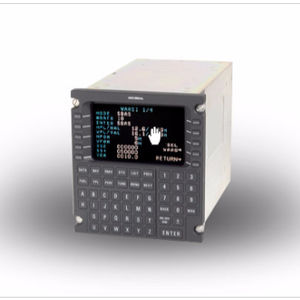 Flight Management System (FMS) / für Flugzeuge / CDU / mit GPS/NAV/COM