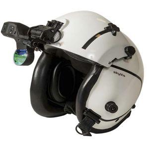 als Helmsichtgerät / für Head-up-Display / für Hubschrauber