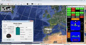 Steuerungssoftware / Kartografie / für Drohnen / Echtzeit