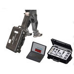 Waage mit Plattform / für Waren / elektronisch / für Flughäfen