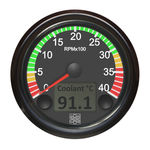 analoger Tachometer