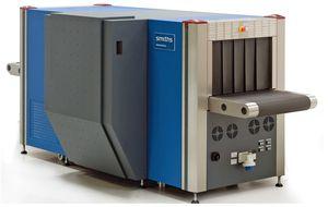 escáner para maletas de mano / de rayos X / de detección de explosivos / con transportador