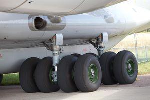 tren de aterrizaje para aeronave