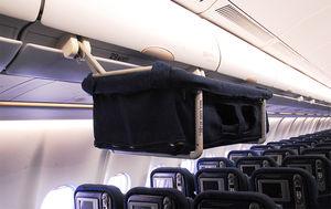 cama para avión / para bebé / para niño / suspendida