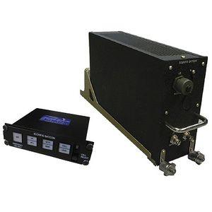 ADS-B emisor / para el tráfico aéreo / para avión