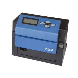 impresora de tarjetas de embarque / de etiquetas de equipaje / para aeropuerto