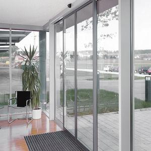 esclusa de seguridad para aeropuerto / para control de acceso / automática / doble