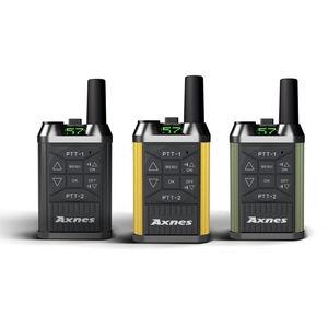 transceptor VHF / UHF / walkie-talkie / para aeropuerto