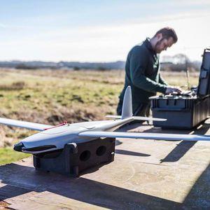 dron profesional / de vigilancia / de cartografía / con alas fijas