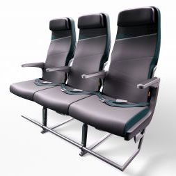 asiento para avión