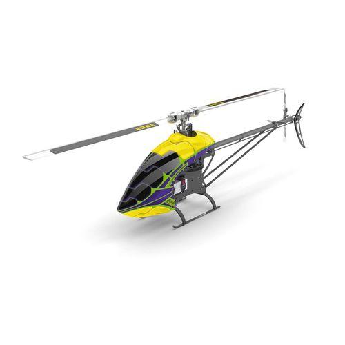 helicóptero de aeromodelismo con motor eléctrico