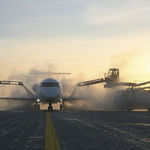 producto antihielo para aeronave / líquido / tipo I