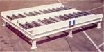 mesa de rodillos para aeropuerto