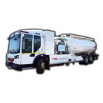 camión cisterna autónomo