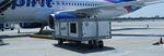 sistema de preacondicionamiento de aire móvil / eléctrico / para avión