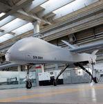 dron de vigilancia / con alas fijas