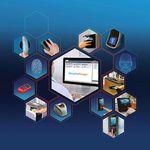 software de control / de control de acceso / para escaneado / biométrico