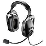 casco con micrófono para la aviación general / para piloto