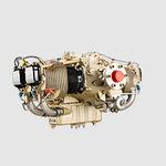 motor de émbolo 100 - 300 caballos / 100 - 300 kg / de 4 tiempos / 4 cilindros