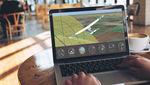 software de análisis de vuelo / de vigilancia / para la aeronáutica / de mantenimiento