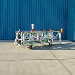 barrera de protección / móvil / para aeropuerto