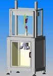 máquina de ensayos de fatiga / de compresión / de tracción / de flexión