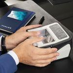 lector de huellas digitales con sensores ópticos